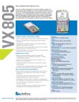 Vx805Spec