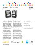 Zebra QLn 200 Specs